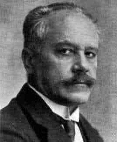 La difracción siglo XIX: Arnold Sommerfeld
