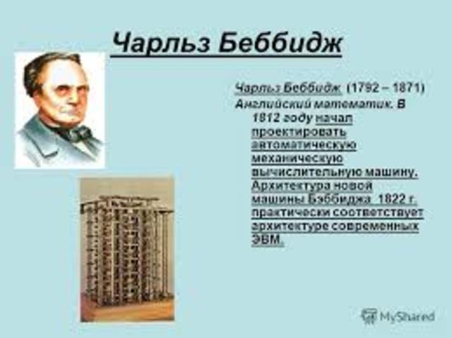 В 1842 году в Женеве была опубликована небольшая рукопись итальянского военного инженера Л. Ф. Менабреа