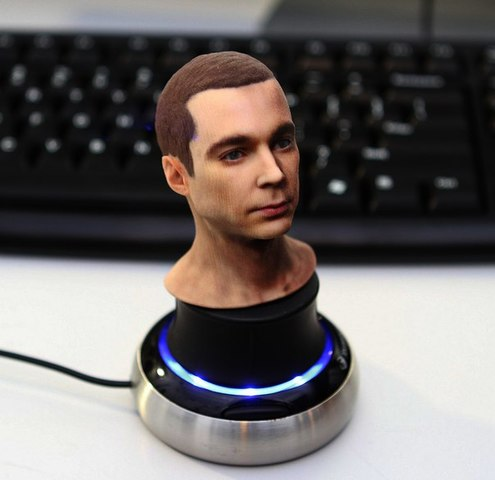 """""""Новый 3D-принтер"""""""