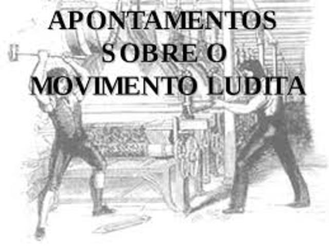 Ludismo, primer movimiento obrero 1977