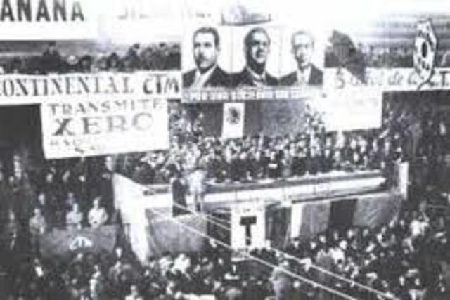 Primera Asociación Profesional en México.