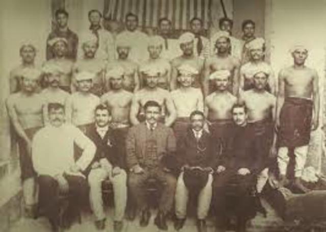 patron Obrero 1875