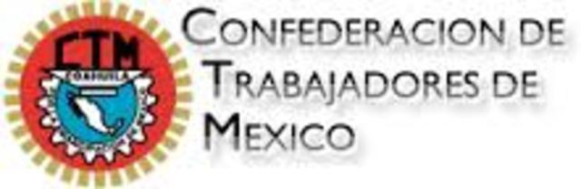 CONFEDERCION DE TRABAJADORES MEXICANOS