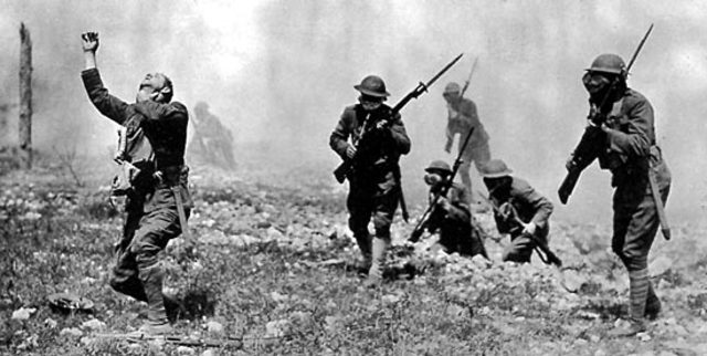 World War 1 Breaks Out