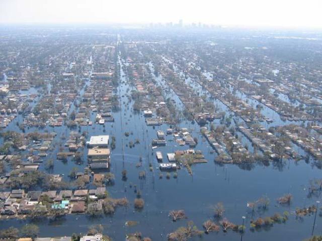 Huracán de Katrina:
