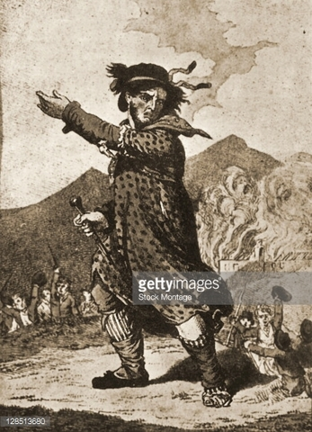 English laborer Ned Ludd is said to have destroyed weaving machinery