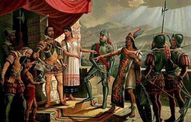 Descubrimiento de tenochtitlan