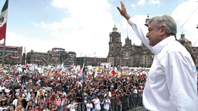 Moviemiento de López Obrador