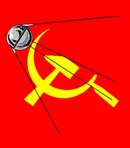 Sputnik is launched