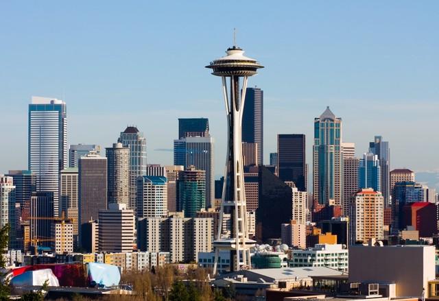 Переезд в Сиэтл