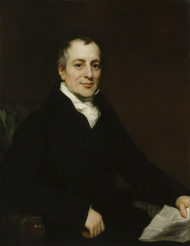 """David Ricardo publishes his book """"Principles of Political Economy and Taxation"""""""
