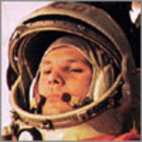 Yuri Gagarin Sent To Space