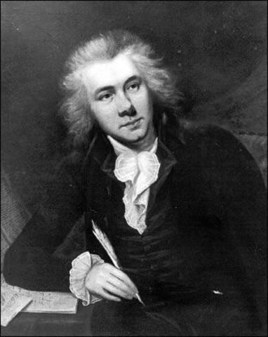 William Wilberforce retires from Parliament