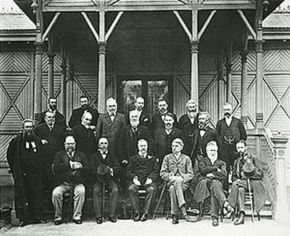 delegates and observers from 27 countries attended the International Council for Women in 1899