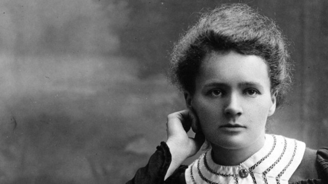"""Marie Curie names powerful energy force """"radioactivity"""""""