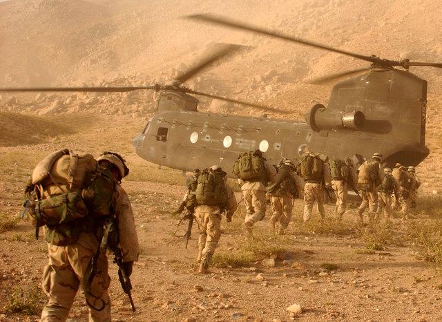 מלחמת אפגניסטן