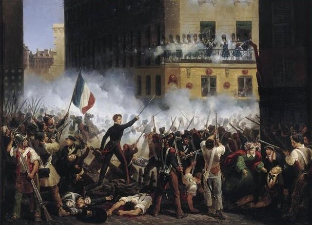 HISTOIRE: Révolution de 1830 dite les Trois Glorieuses