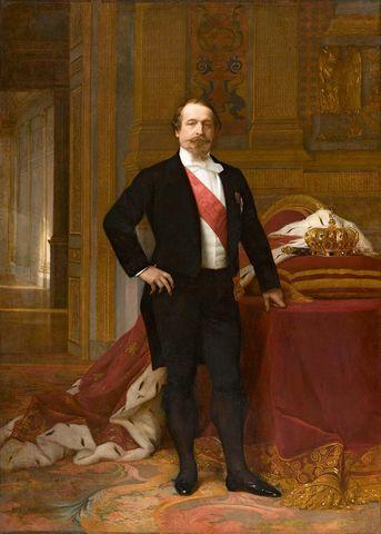 HISTOIRE: Sacre de l'empereur Napoléon III - Seconde Empire