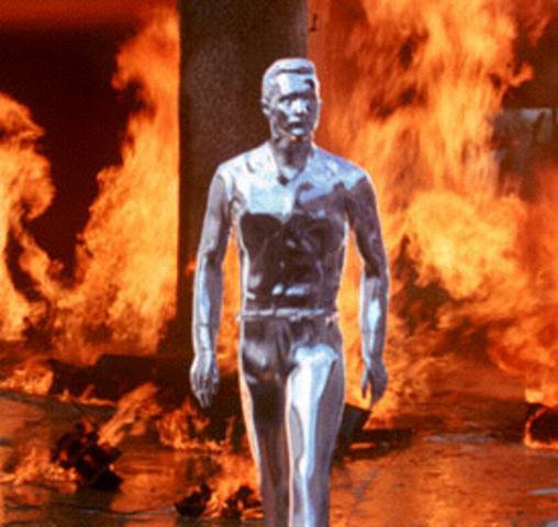 Terminator II: Judgement Day