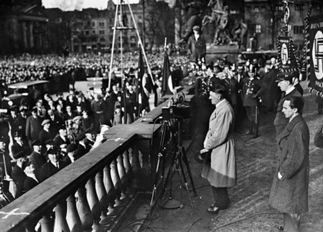 Hitler's Munich speech