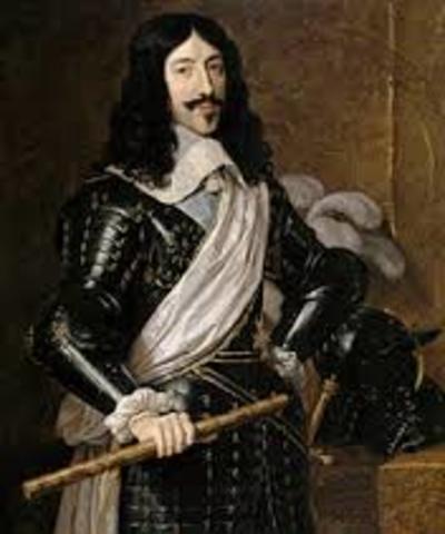 HISTOIRE : Louis XIII