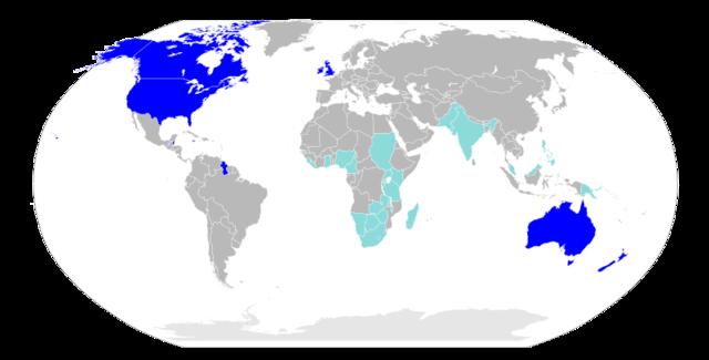 English Speaking World Today