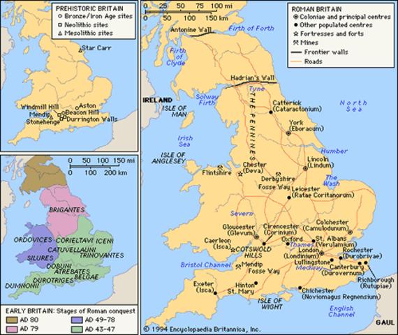Roman Britain (43-410)