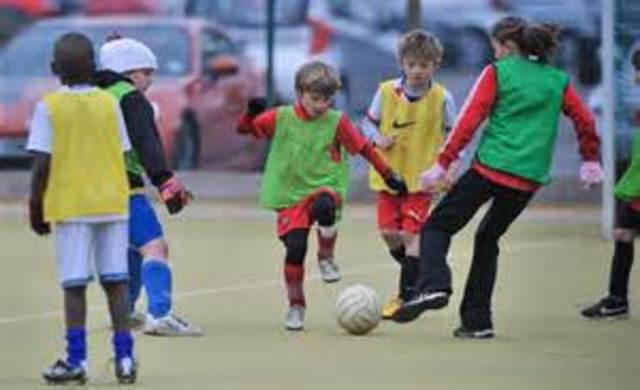 Growth of organised sport in public schools