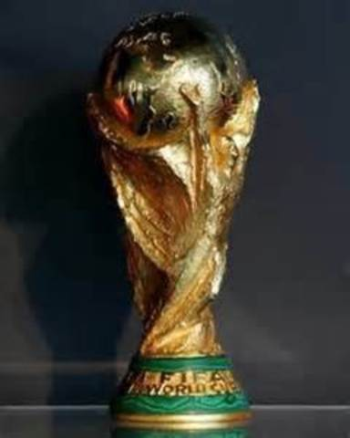 The first ever world cup