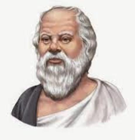 Sócrates (470 a.C. – 400 a.C.)