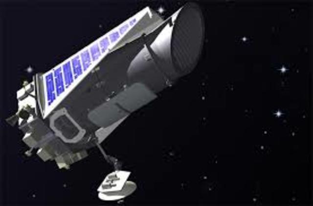Kepler exoplanet telescope