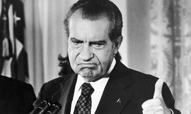 Pardoning Nixon