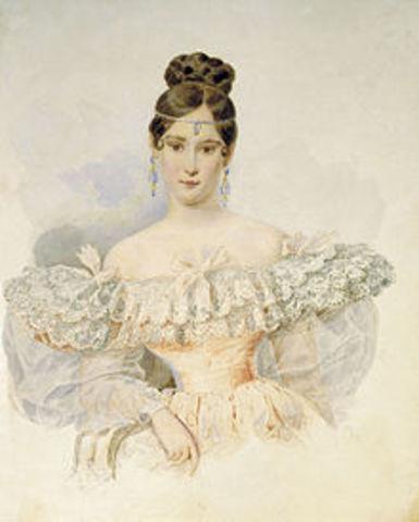 2я попытка на брак с Н. Н. Гончаровой