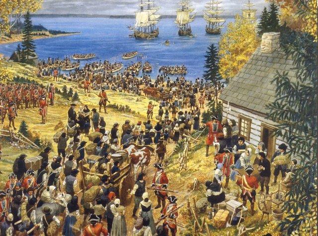 Acadian Deportation