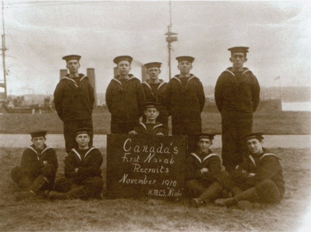 NEGATIVE   Naval Service Act