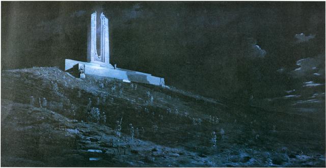 POSITIVE   The Battle of Vimy Ridge