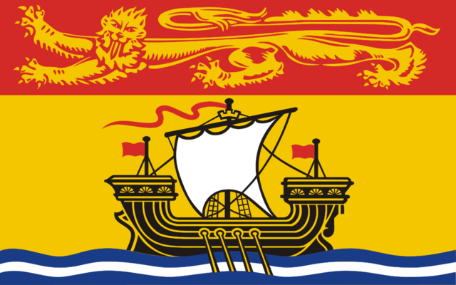 Province of New Brunswick is formed