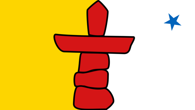 Nunavut is formed