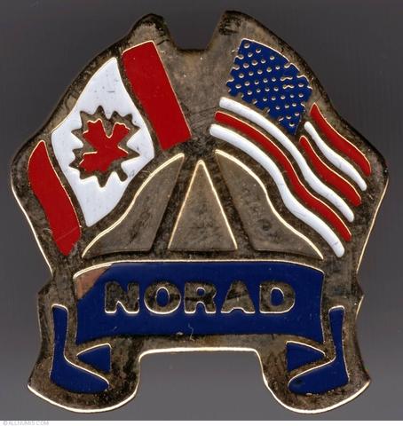POSITIVE   North American Aerospace Defense Command (NORAD)