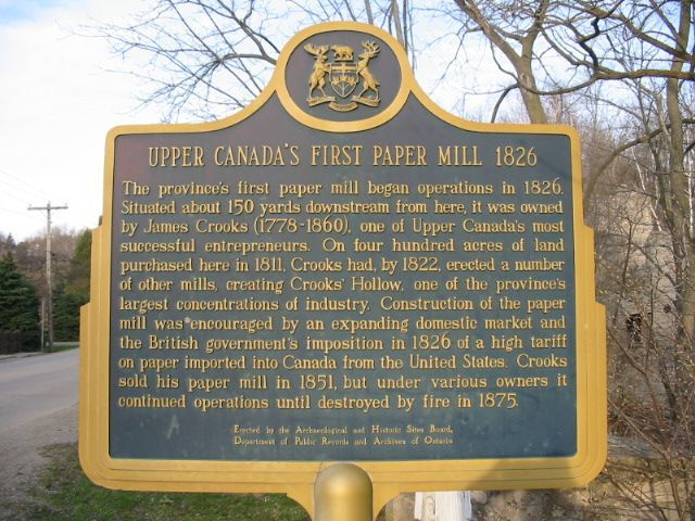 First Paper Mill Established