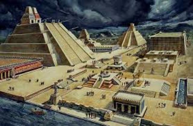 Cae Tenochtitlán