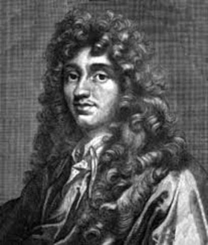 Christiaan Huygens (finales del siglo XVII)
