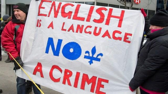 Québec bans public signs in English (Sept. 23)