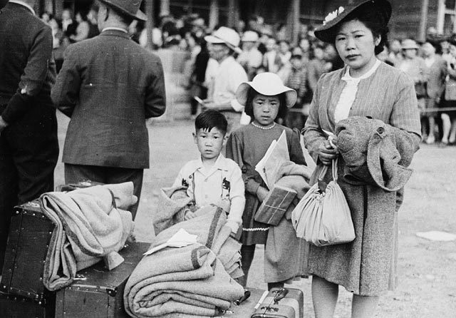 Japanese evacuated from Canada