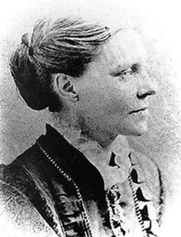 Jennie Trout becomes the first woman licensed to practice medicine in Canada