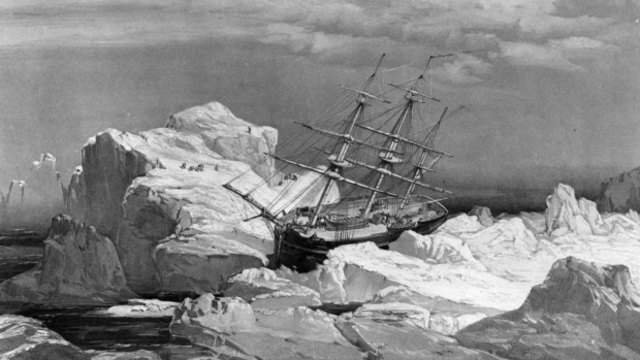 Franklin Expedition Abandoned