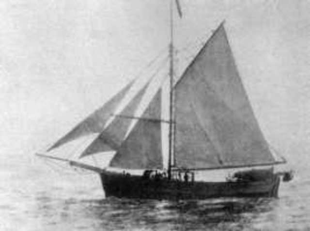 First ship to sail the Northwest Passage