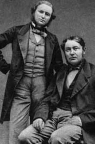 Bunsen y Kirchhoff