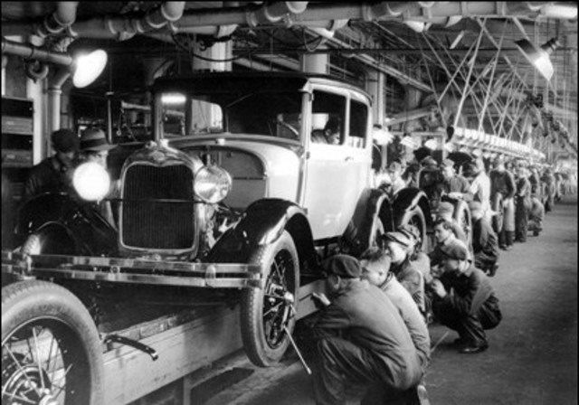 Segona Revolució Industrial (1850-1970)