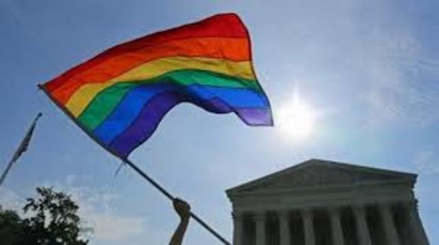 Gay Marraige Legal in the US